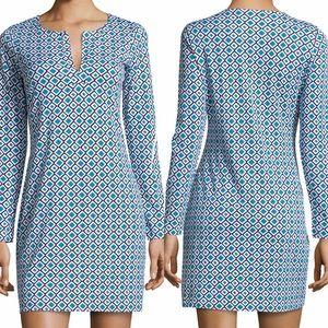 Diane Von Furstenberg DVF Reina Shift Dress 14